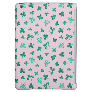 Clover Leaves Glossy iPad Air Case