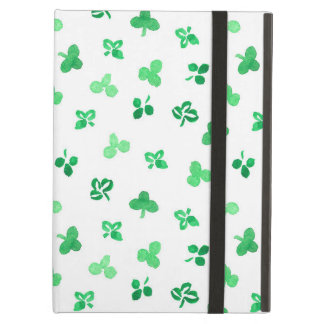 Clover Leaves iPad Air Case