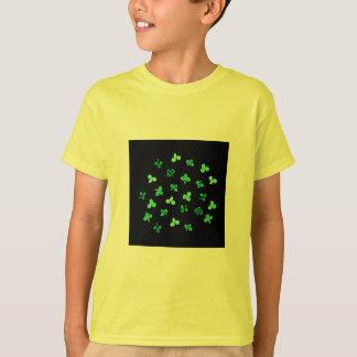 Clover Leaves Kids' T-Shirt