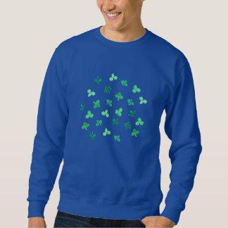 Clover Leaves Men's Sweatshirt