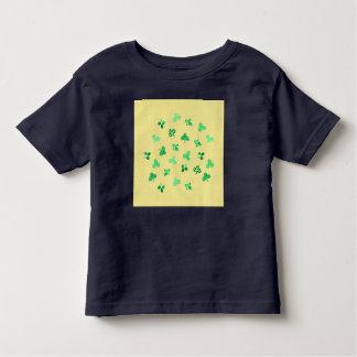 Clover Leaves Toddler T-Shirt