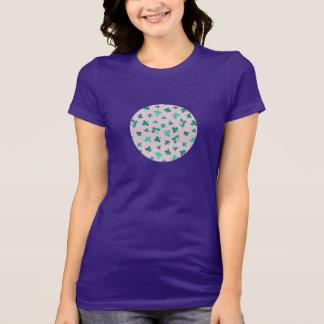 Clover Leaves Women's Favorite Jersey T-Shirt