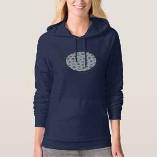 Clover Leaves Women's Pullover Hoodie