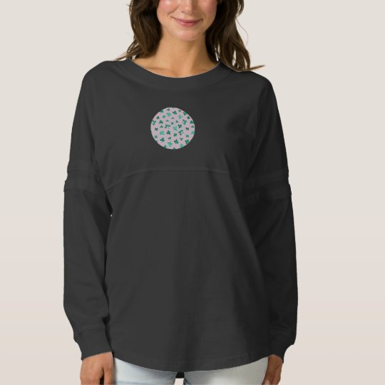 Clover Leaves Women's Spirit Jersey Shirt