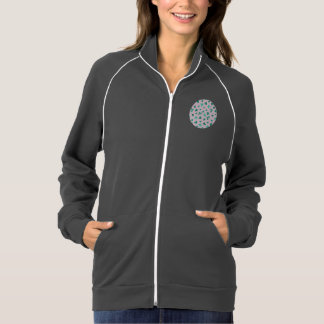 Clover Leaves Women's Track Jacket