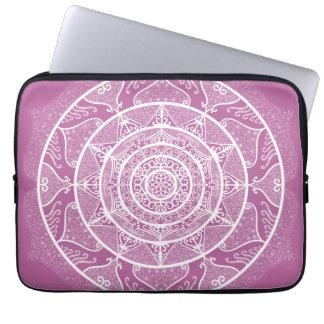 Clover Mandala Laptop Sleeve