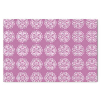 Clover Mandala Tissue Paper