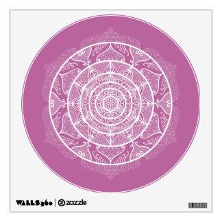 Clover Mandala Wall Sticker