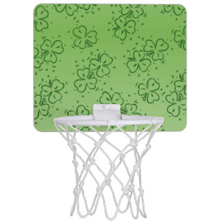 Clover Over and Over Mini Basketball Hoop