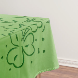 Clover Over and Over Tablecloth