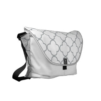 Clover Pattern 1 Paloma Commuter Bags