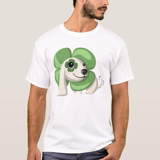 Clover the Good Luck Charm T-Shirt