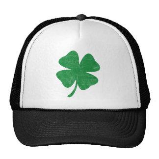 Clover Trucker Hat