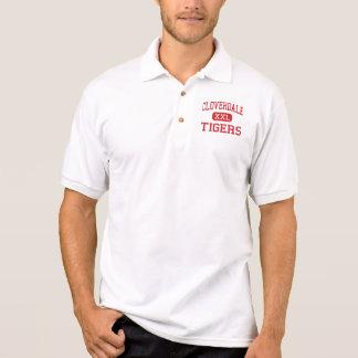 Cloverdale - Tigers - Junior - Montgomery Alabama Polo Shirt