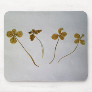Clovers, clover sheets, Mousepad, Mouse Pad