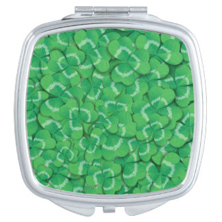 Clovers Compact Mirror
