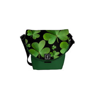 Clovers Mini Messenger Bag