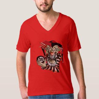 CLOWN 08 NECK IN V T-Shirt