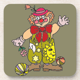 Clown 1 coaster