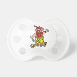 Clown 1 pacifier