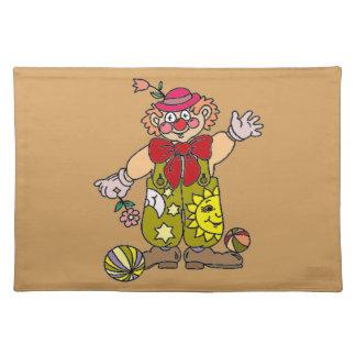 Clown 1 placemat