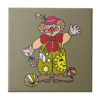 Clown 1 tile