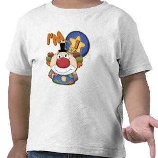 Clown 1st Birthday Shirts