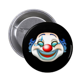 clown 2 inch round button
