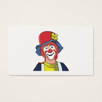 Clown Business Card