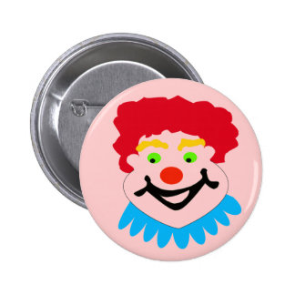 Clown button