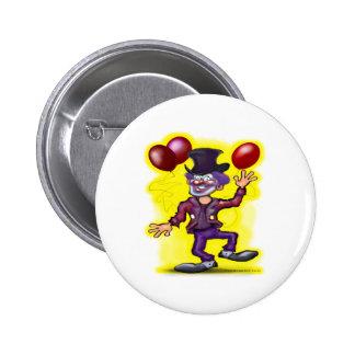 Clown Button