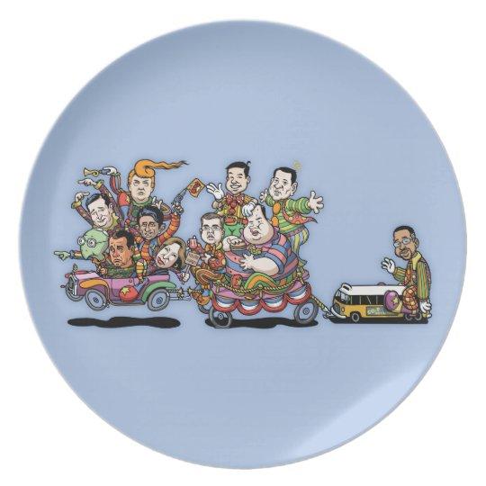 Clown Car '15 II Plate