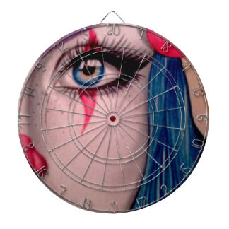 Clown Dartboard