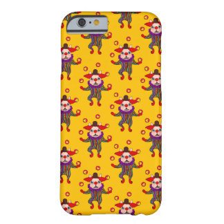 Clown Dog Frenchie entertains you with his love Barely There iPhone 6 Case