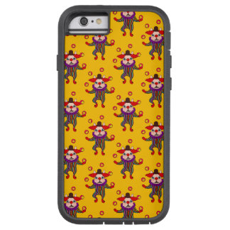 Clown Dog Frenchie entertains you with his love Tough Xtreme iPhone 6 Case