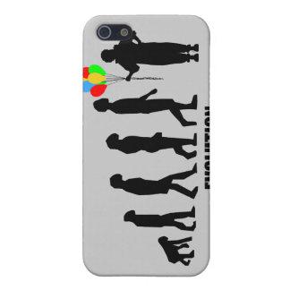 clown evolution iPhone 5 case
