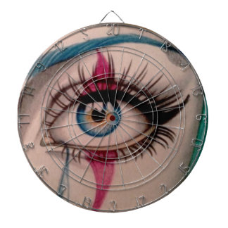Clown Eye Dartboard