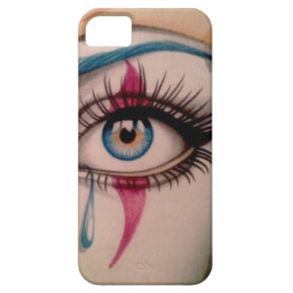 Clown Eye iPhone 5 Case