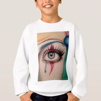 Clown Eye Sweatshirt