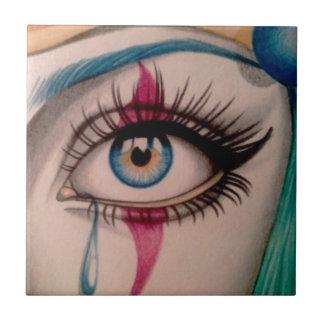 Clown Eye Tile
