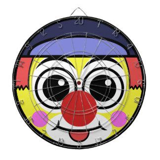 Clown Face Dartboard