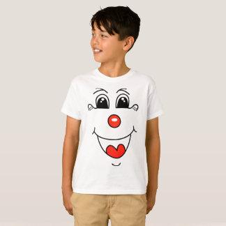 Clown Face T-Shirt
