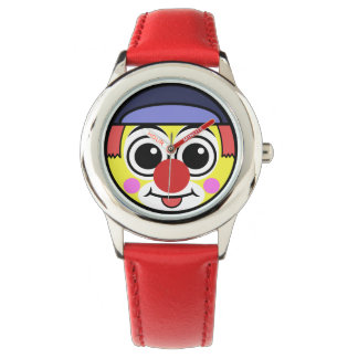 Clown Face Watch
