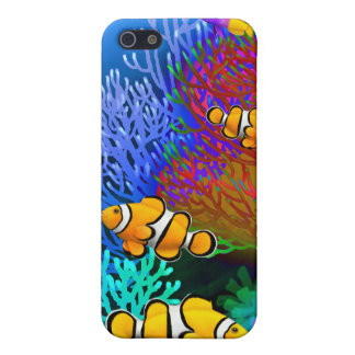Clown Fish Coral Reef Speck Case Case For iPhone 5