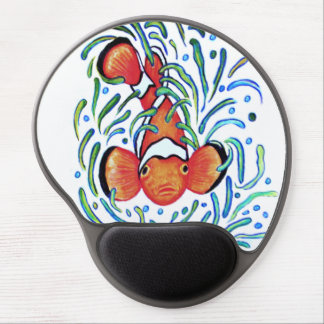 Clown Fish Gel Mouse Pad