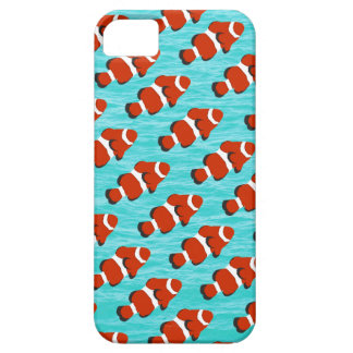 Clown fish pattern iPhone 5 covers