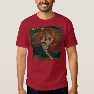 Clown Frown Tshirts