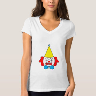 Clown - funny face. T-Shirt