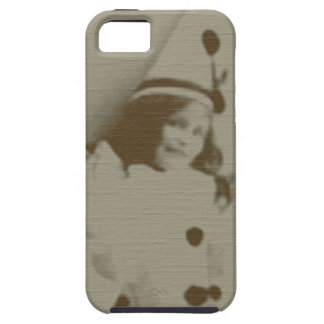 Clown Girl iPhone 5 Cases