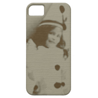 Clown Girl iPhone 5 Cover